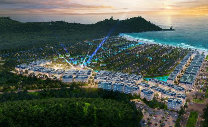 Premier Residences Phu Quoc Emerald Bay.