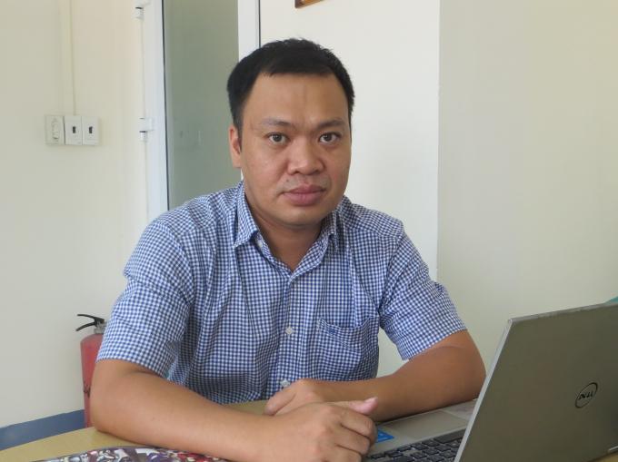 TS. Nguyễn Đức Lộc, Giám đốc Trung tâm Chính sách và Chiến lược Nông nghiệp Nông thôn miền Nam.