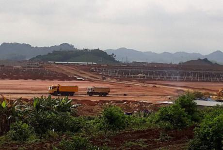 Dự án trang trại chăn nuôi heo của Công ty TNHH Masan Nutri - Farm thuộc Tập đoàn Masan. Ảnh: TTO.