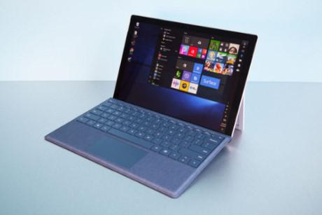 Màn hình Surface Pro có chất lượng trải nghiệm tốt hơn.