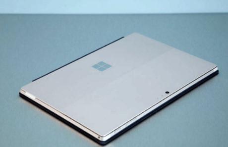 Ngoại hình bắt mắt của Surface Pro.
