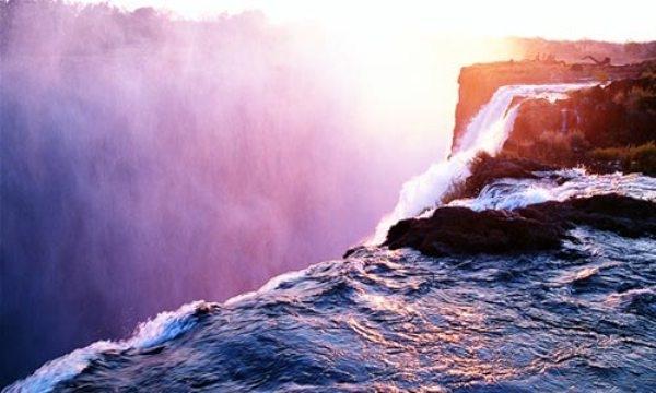 Tuyệt vời 5 thác nước tự nhiên đẹp nhất thế giới - 6