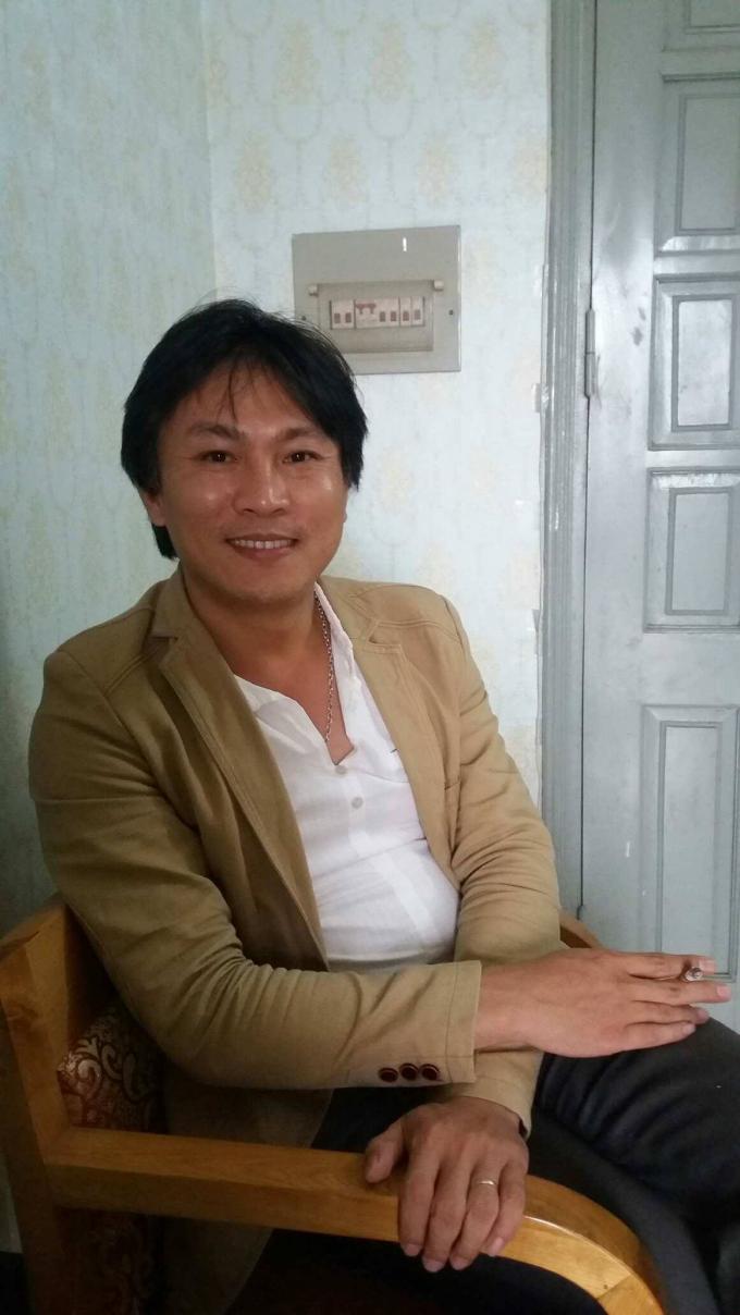 Ông Nguyễn Mạnh Toàn, Giám đốc Công ty TNHH  Tư vấn và xây dựng TH 68 trao đổi với PV Phapluatplus.vn.