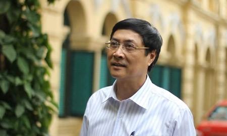 Ông Nguyễn Quốc Bình: