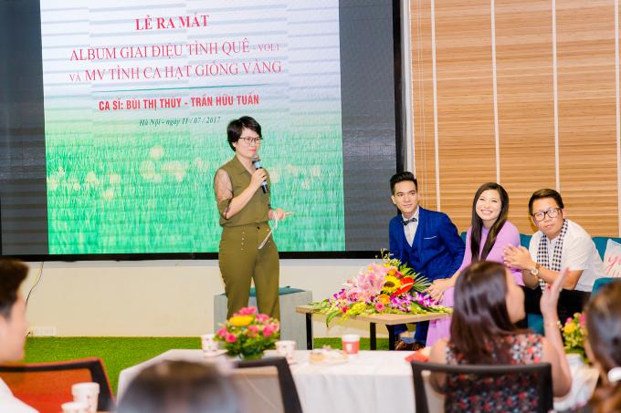 """Tình ca hạt giống vàng"""" là ca khúc quen thuộc được Nguyễn Trọng Tạo sáng tác về """"quê hương 5 tấn"""" Thái Bình."""