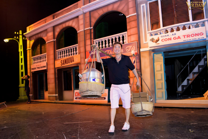 Đàm Vĩnh Hưng bỏ ăn, tất bật chuẩn bị cho liveshow bolero tái hiện Sài Gòn xưa