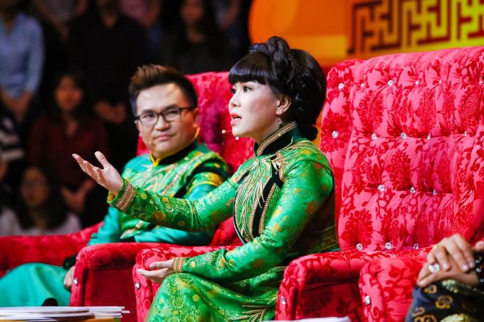 Việt Hương, Phú Quý tranh nhau tài trợ Chuồn Chuồn Giấy vào chung kết