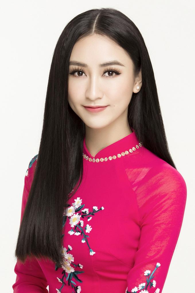 L 234 Thị H 224 Thu Miss Earth Vietnam 2017