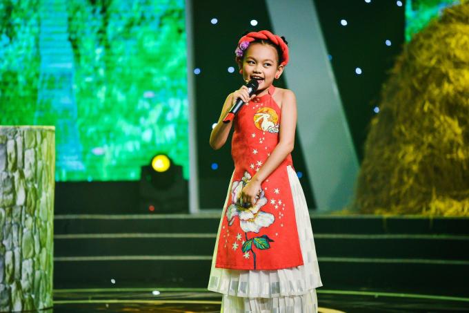 Cô bé 11 tuổi Ngọc Tâm phá cách ngoài sức tưởng tượng khiến Thanh Bạch thảng thốt