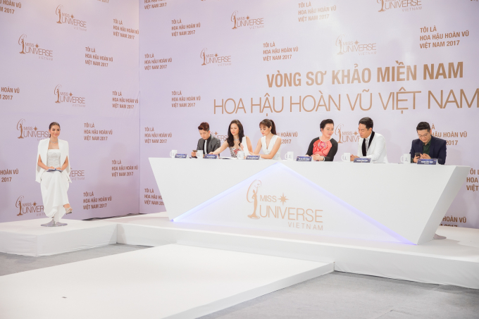 Sau 4 ngày đồng hành cùng thí sinh hai miền Nam - Bắc, hoa hậu Phạm Hương cho biết cô cũng đã chọn ra được những gương mặt nổi bật cho riêng mình.