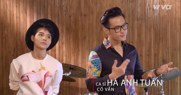 Team Vũ Cát Tường là Hà Anh Tuấn.