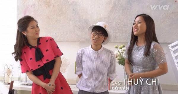 Team Hương Tràm - Tiên Cookie là Thùy Chi.