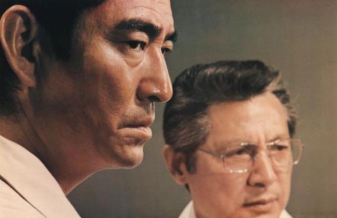 Nam diễn viên Ken Takakura.