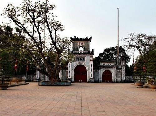 Cứ ngày 14 tháng riêng âm lịch hàng năm, Nam Định tổ chức lễ khai ấn Đền Trần, nơi thờ các vị vua đời Trần.