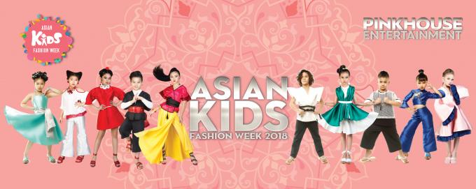 Asian Kids Fashion Week.