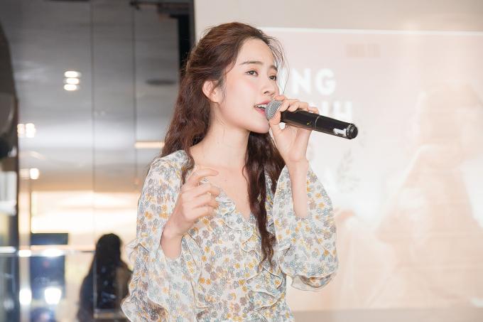 Nam Em gác lại chuyện buồn, khẳng định muốn tập trung cho sự nghiệp ca hát trong năm 2018