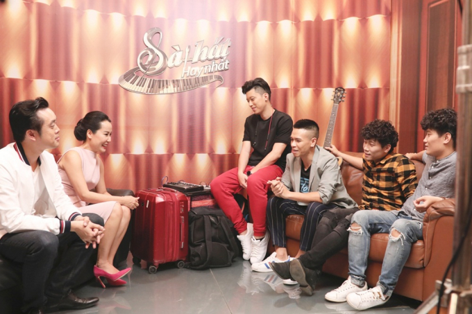 Sing my song: Sa Huỳnh khiến khán giả