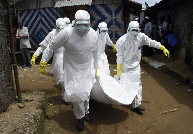 Ebola từng gây đại dịch chết người ở Tây Phi - ảnh: NCBC