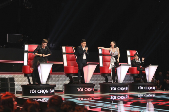 The Voice 2018: Giọng ca