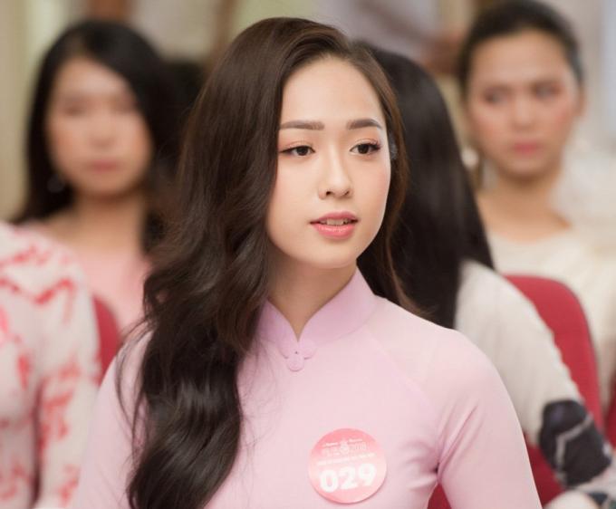 Giảm 20kg để thi Hoa hậu, Hà My được đánh giá là đối thủ đáng gờm của các thí sinh khác