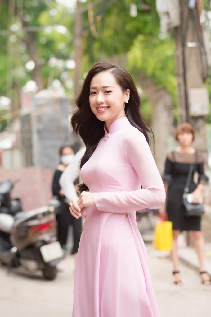Thí sinh Hà My nổi trội ở vòng Sơ khảo phía Bắc Hoa hậu Việt Nam 2018