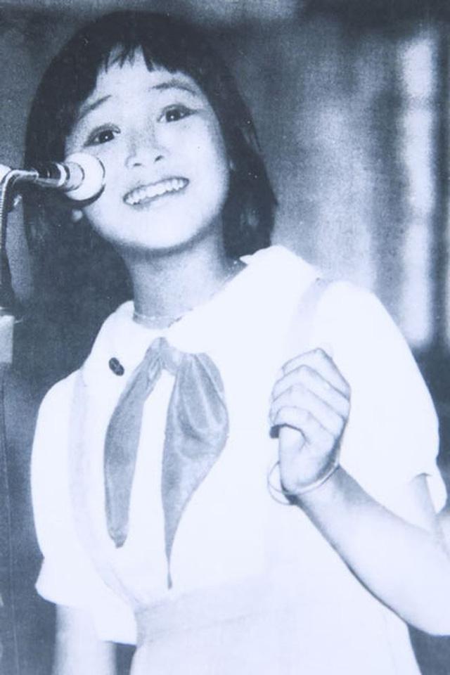 Theo lời nghệ sĩ Thanh Hương, thời bé, diva Thanh Lam đã trải qua rất nhiều