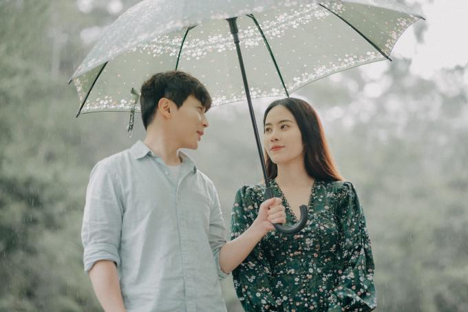Nam Em tả tơi, phờ phạc đi tìm hot boy xứ Hàn trong phim ngắn