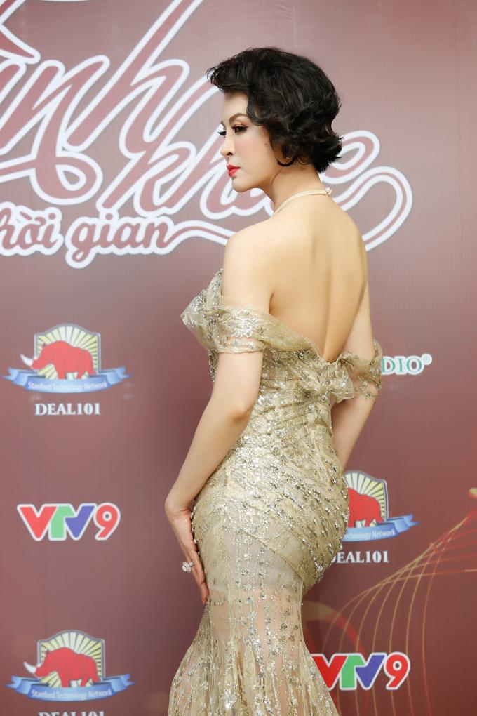 MC Thanh Mai.