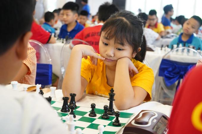 Cúp Kim Đồng là những gương mặt xuất sắc nhất của cờ vua thiếu niên - nhi đồng.