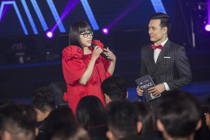 Được biết, chính hoa hậu Hằng Nguyễn đã mời đích danh quán quân chương trình là Lan Nhi cùng Trung Hậu tham gia dẫn thảm đỏ cho sự kiện thời trang sắp tới của NTK Hằng Nguyễn tổ chức tại Đà Lạt.