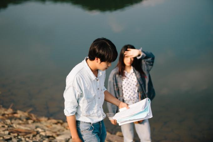 Nàng thơ mới của Noo Phước Thịnh thơ mộng trong Tháng 5 để dành
