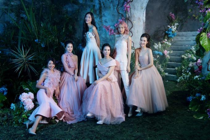 Đặng Thu Thảo cùng dàn người đẹp ngời ngời khí chất với thời trang Xuân Hè