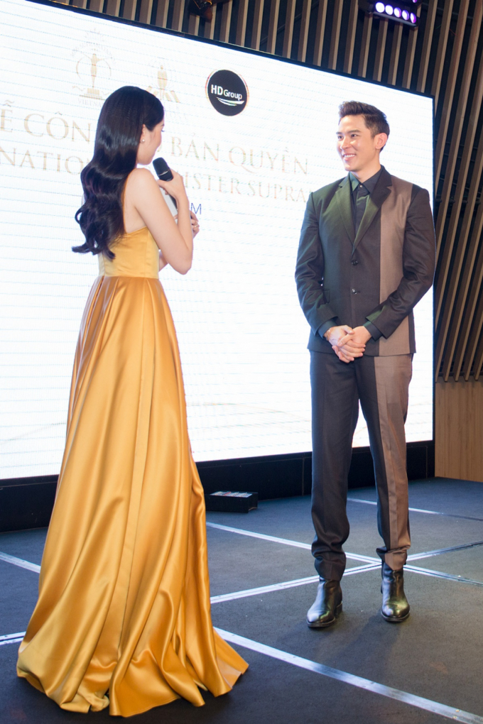 Hoa hậu doanh nhân Hải Dương công bố giữ bản quyền Miss Supranational trong 3 năm
