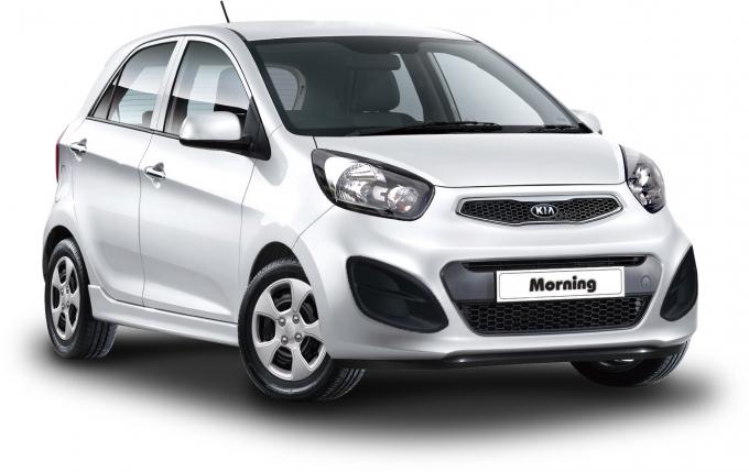 Kia Morning là một trong những mẫu xe có giá cả hợp lý nhất tại Việt Nam. Ảnh: Kia