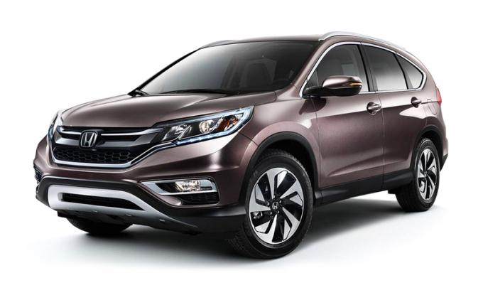 Honda CR-V có ngoại thất nhỏ gọn nhưng lại có không gian nội thất rộng rãi. Ảnh: Honda