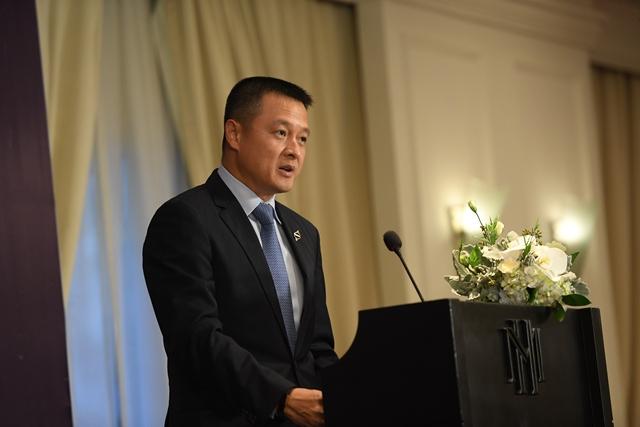 Ông Đặng Minh Trường, Phó Chủ tịch HĐQT, Tổng giám đốc Tập đoàn Sun Group