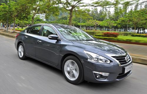 Kết quả hình ảnh cho Nissan Teana
