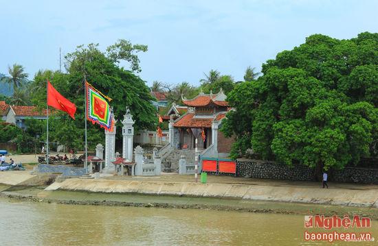 Những ngôi đền thiêng bậc nhất xứ Nghệ