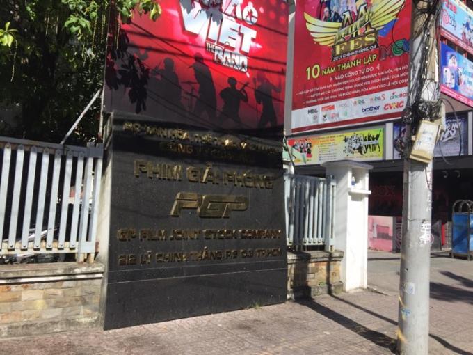 Công ty Cổ phần phim Giải Phóng tại TP Hồ Chí Minh.