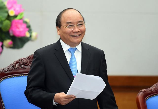 Với mục tiêu có 1 triệu doanh nghiệp vào năm 2020, Thủ tướng đề nghị báo chí phải đẩy mạnh tuyên truyền, hỗ trợ cộng đồng doanh nghiệp. Ảnh: VGP/Quang Hiếu