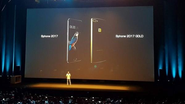 BPhone 2017 Gold phiên bản cao cấp với cấu hình mạnh mẽ tương đương các mẫu smartphone hàng đầu thế giới hiện nay, nhưng giá bán và ngày ra mắt sản phẩm vẫn còn để ngõ