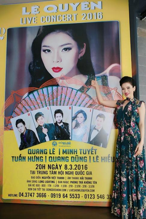 LiveShow Lệ Quyên - Live Concert 2016 Bluray 1080i DTS-Coti