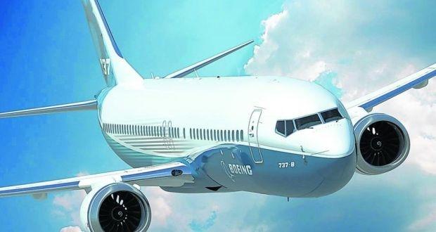 Máy bay B737 MAX 200. Ảnh:Irishtimes.
