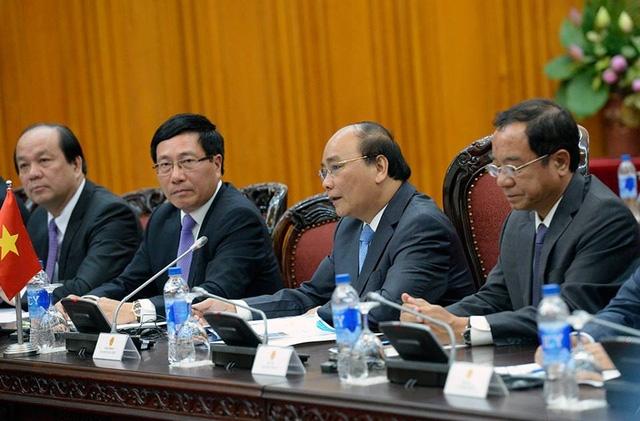 Thủ tướng Nguyễn Xuân Phúc. (Ảnh: Dân trí)