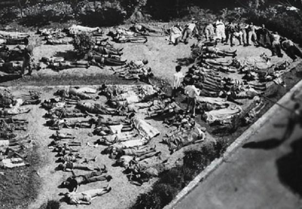 Những hình ảnh khiến nhiều người sợ hãi về thảm kịch Bhopal.