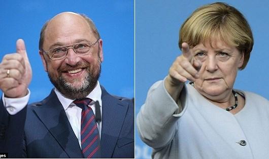 Đức: Cuộc đua quyết liệt trước thềm tổng tuyển cử
