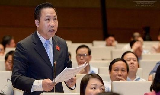 """ĐB Lưu Bình Nhưỡng đề nghị nghiên cứu biện pháp """"thiến hóa học"""" đối với tội phạm xâm hại tình dục trẻ em."""