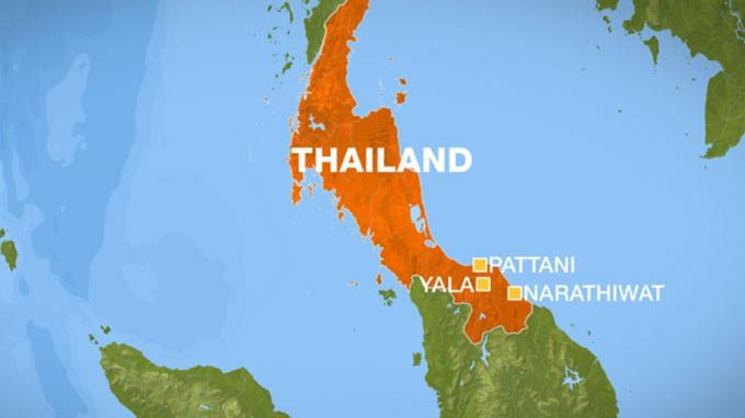 Pattani cùng với Yala và Narathiwat là 3 tỉnh thường xuyên xảy ra các vụ tấn công nổi dậy.