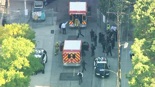Nữ sinh 12 tuổi xả súng kinh hoàng tại trường học ở Mỹ