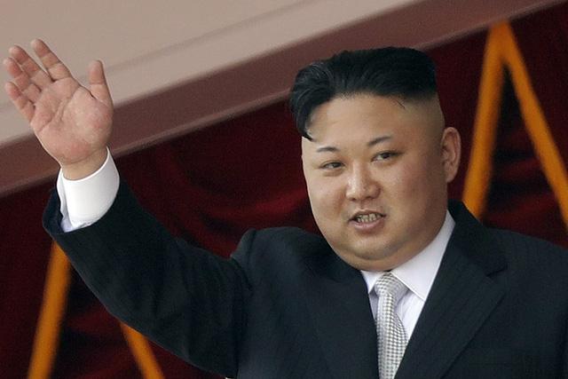 Nhà lãnh đạo Kim Jong-un (Ảnh: AFP)